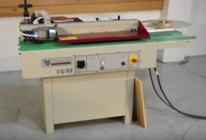 HOT AIR EDGEBANDER IN EXCELLENT CONDITION