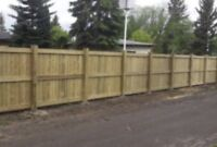 We Build Fences, Decks and do Fence Post Installs for the DIYers