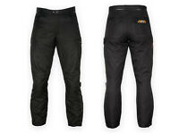 XL Armoured Motorbike Jacket and (NEW) Trousers