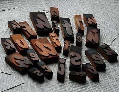 Konvolut Holzbuchstaben Plakatlettern Buchstaben Holzlettern Lettern Holzschrift