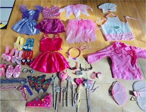 Barbie/Disney princess dress up