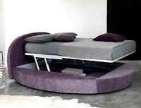 Letto rotondo - Camera da letto - Mobili e accessori per La ...