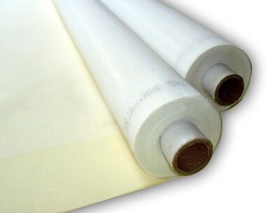 Free Shipping 3 Yards 160m 64t Silk Screen Printing Mesh Fabric White-007207