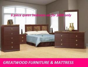 BRAND NEW QUEEN MATTRESS FOR $499*** CHOICE OF COLOR
