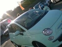 Fiat 500 for sale lovely for first time driver