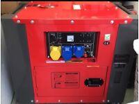 New yamaha generator