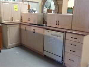 Light toned kitchen Fonthill Restore