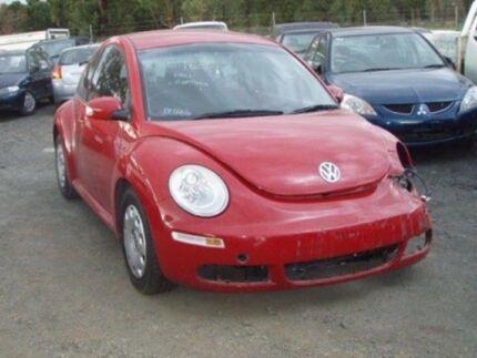 2008 Volkswagen Beetle 88,000 KM Repairable Writeoff Eden Hills Mitcham Area Preview