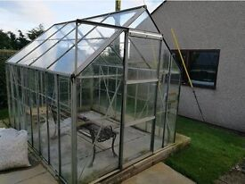 Greenhouse 8' x 6'