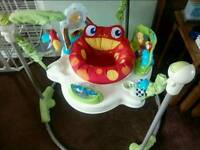 *bargain reduced* Fisher Price Rainforest Jumperoo