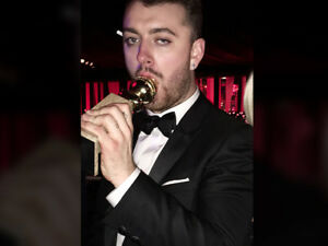 Get the thrill of it all in great seats for SAM SMITH in TO