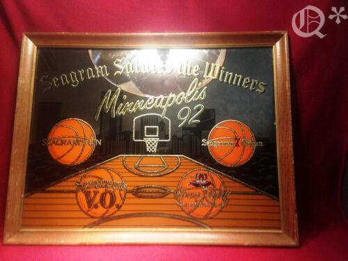 Seagrams Salutes the Winners Minneapolis 92
