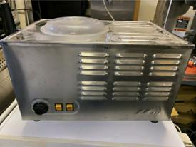 ROBOT COUPE MUSSO STELLA ICE CREAM/ SORBET MAKER