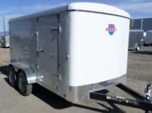 WANTED ENCLOSED CARGO TRAILER
