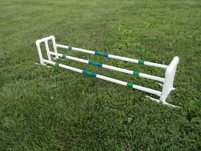 dog agility equipment triple jump for small dogs
