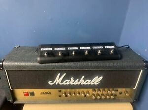 Trade: Marshall JVM210H for Fender Supersonic or Mesa