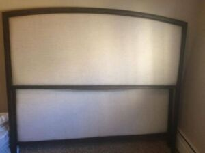 The Bayside Headboard (full/double or queen)