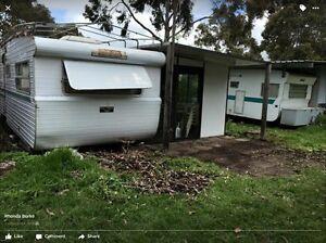 Onsite caravan at Hazelwood pondage Victoria Hallam Casey Area Preview
