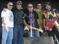 Rocking and experienced band for your next event!