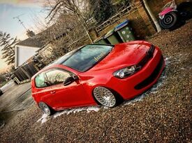 VW Golf MK6 TDI Stage 2 Remapped, on 3P AirLift