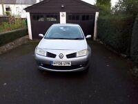 Renault Megane Car For Sale, New MOT