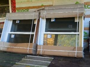 8 MAJESTIC DOUBLE HUNG TILT WINDOWS *** BRAND NEW !!!