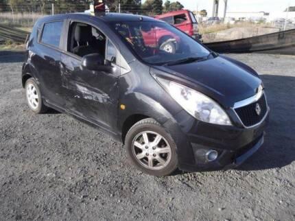 Holden Barina spark wrecking