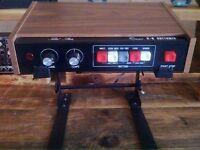 80's Kay R-8 Rhythmer Analog Drum Machine Solid State Preset Rhythm Box