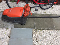 MUST GO TODAY big flymo turbo compact 300 lawnmore WITH POWER LEAD