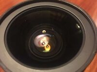 Nikkor 24-70mm f2.8 Nikon lens FX AF-S G ED