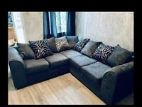 Brand New Dylan 3+2 / Corner Sofa / Swivel Chair / Footstool