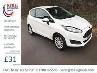 Ford Fiesta Style 3dr PETROL MANUAL 2013/63