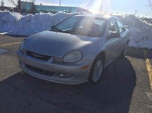 2001 chrysler neon R/T