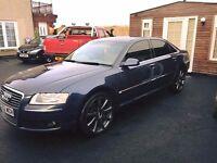 Audi a8 3.0 tdi quattro facelift model