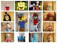 Mascots Hire