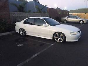 2001 Holden Commodore Sedan Geelong Geelong City Preview