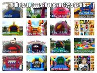 Bouncy Castle party package