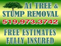 A1 Tree & Stump Removal
