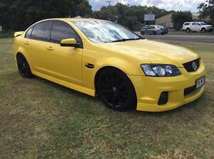 """2010  Holden Commodore """"Worked"""" VE2 SSV Sedan Eagle Farm Brisbane North East Preview"""