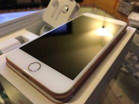 iPhone 7 Plus 128gb Rose Gold unlocked