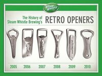 Looking for - any of these steam whistle openers