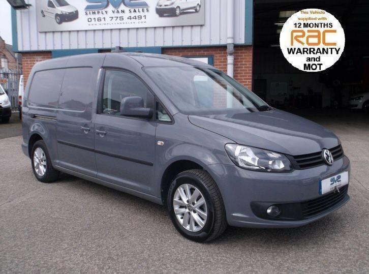 2013 63 vw caddy maxi tdi highline 102bhp pure grey 33k. Black Bedroom Furniture Sets. Home Design Ideas