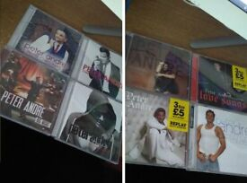 Peter Andre Albums
