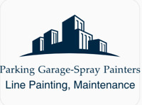 Parking Lot Line-Painting, Maintenance & Spray Painting Services