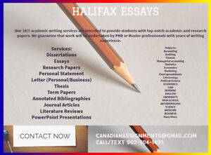 Academic Writing Service - Essays 24/7