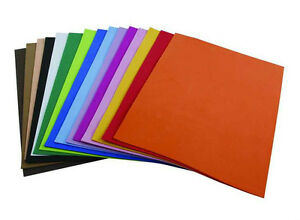 A4-Funky-Foam-Sheet-Craft-EVA-Foam-Choice-of-Pack-Size-and-Colours