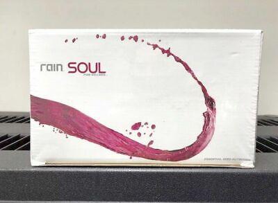 "Rain SOUL ""Pure Wellness"" - 1 Box - 30 Seed Packs - 03/2022 - NEW!"
