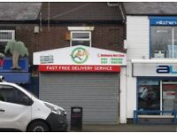 Hot Fast Food Takeaway Business For Sale - Busy Location - Main Road Location - Shop For Sale