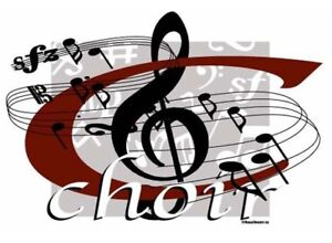Church Choir. SATB