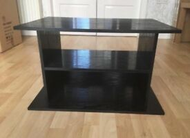 6 Small Black Cabinets *£8 each*